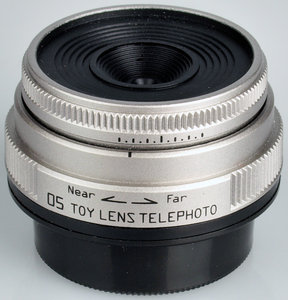 05 Toy Lens Telephoto 18mm f/8