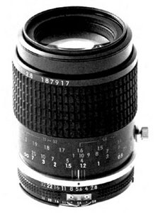 105mm f/2.8 Micro