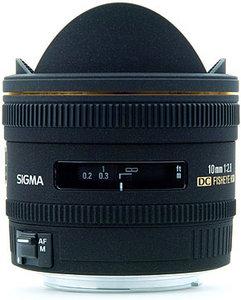 10mm f/2.8 EX DC Fisheye HSM