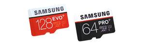 128GB EVO+ MicroSDXC UHS-I Card