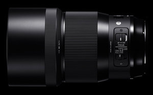 135mm f/1.8 DG HSM Art