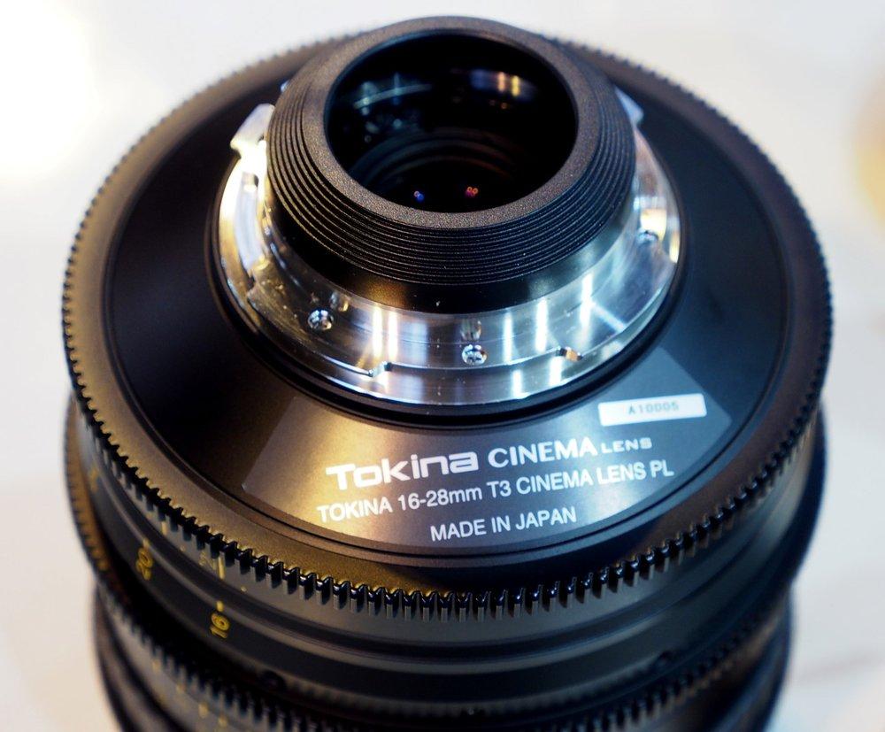 Tokina 16-28mm T3 0 Cinema Lens Images