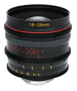 16-28mm T3.0 Cinema Lens