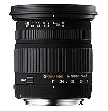 17-70mm f/2.8-4.5 DC Macro
