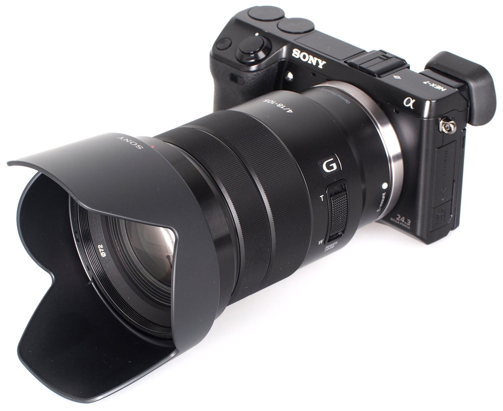 Sony A6300 Lens Cover