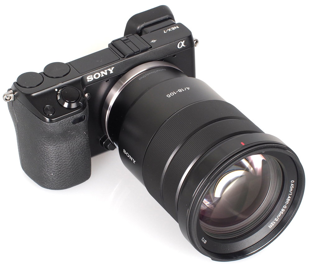 Sony E PZ 18-105mm f/4 G OSS Lens - Lenses and Cameras