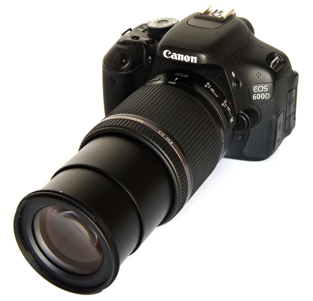Tamron 18 200mm F 35 63 Di Ii Vc Images Iii Lens For Canon Ef M Photos Of Equipment