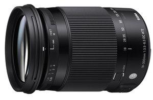18-300mm f/3.5-6.3 DC Macro OS HSM