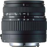 18-50mm f/3.5-5.6 DC