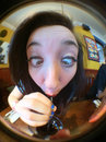 iPhone fisheye lens - Alex 1/15 sec | f/2.8 | 3.9 mm | ISO 400