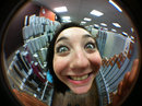 iPhone fisheye lens - Alex 1/25 sec | f/2.8 | 3.9 mm | ISO 80