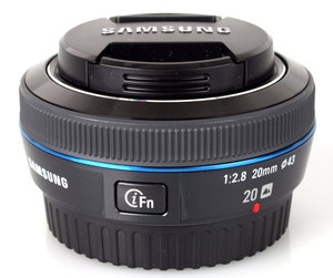 20mm f/2.8 NX iFunction Pancake