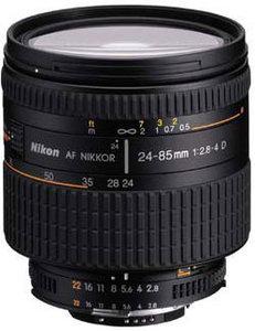 24-85mm f/2.8-4D