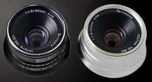 25mm f/1.8
