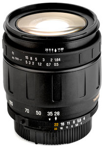 28-105mm f4-5.6 (IF)