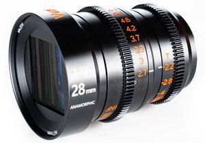 28mm T/2.2 1.8x