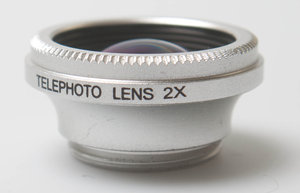 2x Telephoto lens for iPhone