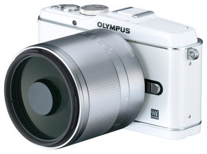 300mm Mirror Lens