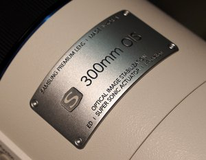 300mm f/2.8 OIS