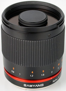 300mm f/6.3 ED UMC CS Reflex Mirror