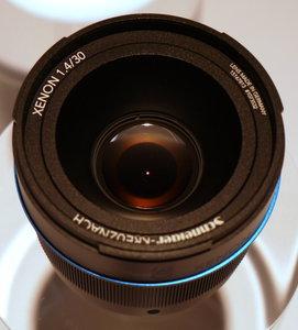 30mm f/1.4 Xenon