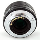 Sigma 30mm Micro Four Thirds Lens Rear