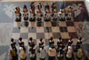 Napoleonic Chess | 1/14 sec | 35.0 mm | ISO 400