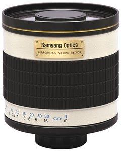 500mm f/6.3