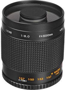 500mm f/8
