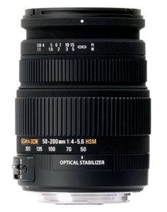 50-200mm f/4-5.6 DC OS HSM