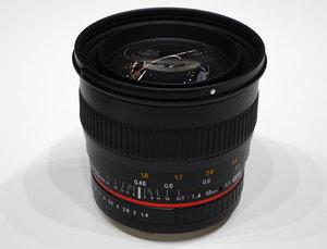 50mm f/1.4 AS UMC
