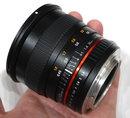 "Samyang 50mm F1 4 AS UMC FF Lens (3) | <a target=""_blank"" href=""https://www.magezinepublishing.com/equipment/images/equipment/50mm-f14-AS-UMC-5630/highres/Samyang-50mm-f1-4-AS-UMC-FF-Lens-3_1410985719.jpg"">High-Res</a>"