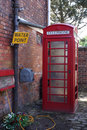 Old Telephone Box | 1/60 sec | 50.0 mm | ISO 200