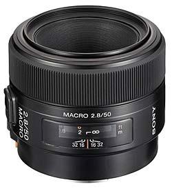 50mm f/2.8 macro