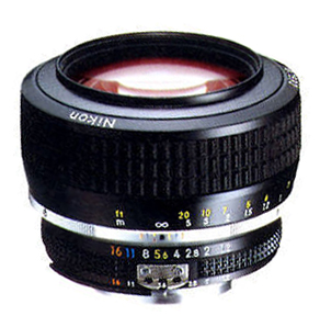 58mm f/1.2 Noct