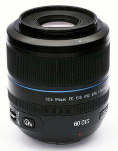 60mm f/2.8 NX i-Function Macro Lens