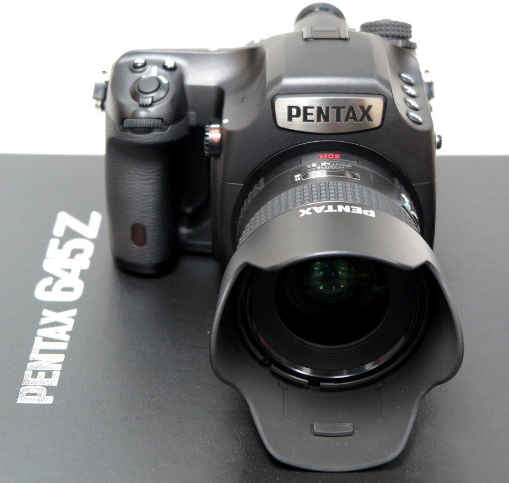 Pentax 645Z DSLR Review Sample Photos | ePHOTOzine