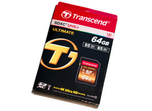 64GB Ultimate SDXC UHS-I U:3 Card