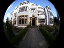 Architecture With Fisheye Effect | 1/500 sec | 6.5 mm | ISO 200