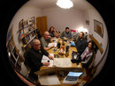 Dungeons And Dragons Group Portrait | 1/13 sec | 6.5 mm | ISO 800