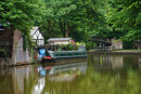 Bridgewater Canal | 1/125 sec | f/5.6 | 180.0 mm | ISO 400