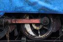 Blue Tarpaulin And Wheel | 1/6 sec | f/8.0 | 182.0 mm | ISO 200