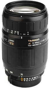 70-300mm F/4-5.6 Di LD Macro 1:2