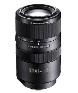 70-300mm f/4.5-5.6 G SSM