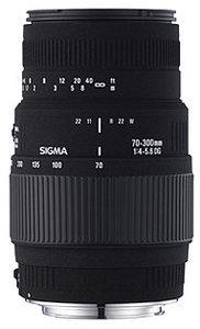 70-300mm f/4-5.6 DG MACRO
