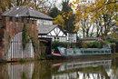 Boat House And Narrow Boat   1/25 sec   f/11.0   91.0 mm   ISO 200