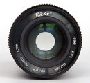 "Meike 85mm F2,8 Macro Front Element View | <a target=""_blank"" href=""https://www.magezinepublishing.com/equipment/images/equipment/85mm-f28-Macro-6581/highres/meike_85mm_f28_macro_front_element_view_1506508761.jpg"">High-Res</a>"