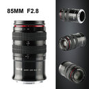 MEIKE 85mm f/2.8 macro for Nikon Z mount