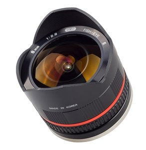 8mm f/2.8 ED AS IF UMC Fisheye