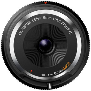 9mm f/8 Fisheye